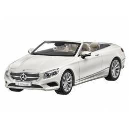 Classe S Cabrio - Scala 1:43
