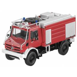 UNIMOG Fireservices - Scale 1:50