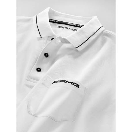 AMG man polo shirt